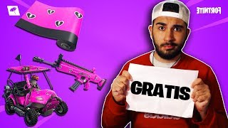 🔴*HOW TO GET NEW CAMOUFLAGE* VALENTINE'S DAY ? DIRECT FORTNITE