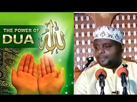 Download Dua yenye kujibiwa haraka ukiomba Othman Maalim na namna alivyo sema mtume (s a w)