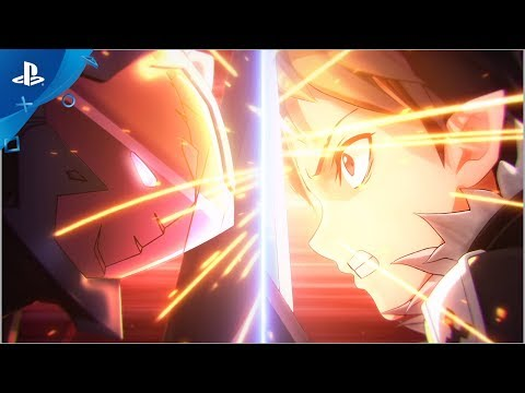 Accel World VS Sword Art Online - Launch Trailer | PS4, PSVITA