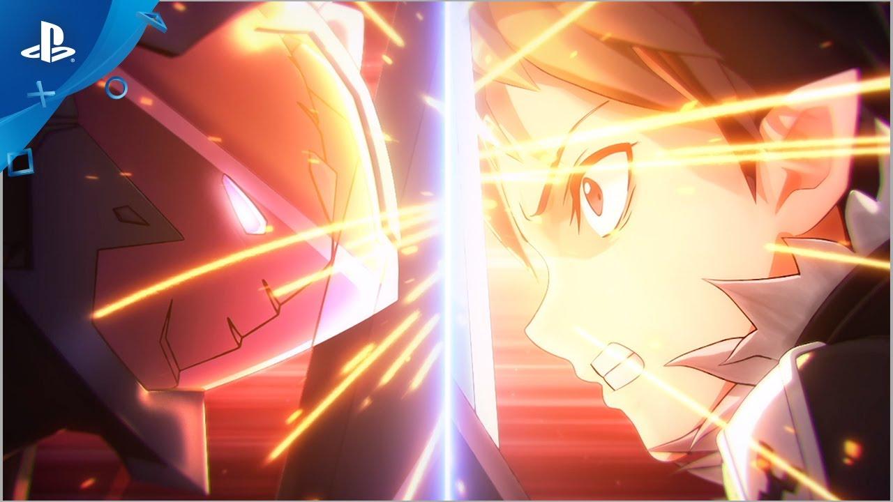 Accel World VS Sword Art Online - Launch Trailer   PS4, PSVITA