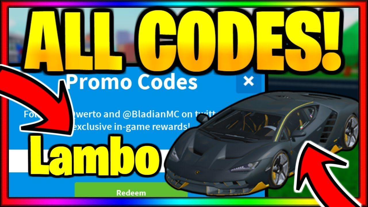 codes for roblox car dealership tycoon
