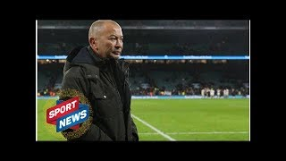 England rugby coach Eddie Jones to make SHOCK move in Six Nations preparations