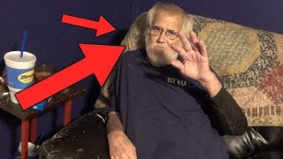 Repeat youtube video ANGRY GRANDPA IS SICK!
