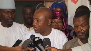 CAMERA DE AS : Refus d'augmenter les salaires, l'udts fustige et menace Macky Sall