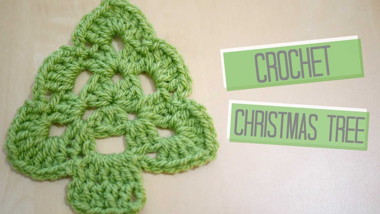 Crochet Christmas Tree Bella Coco Youtube