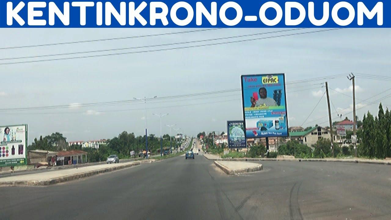 Download Kentinkrono - Oduom via Asenie in Kumasi, Ghana.