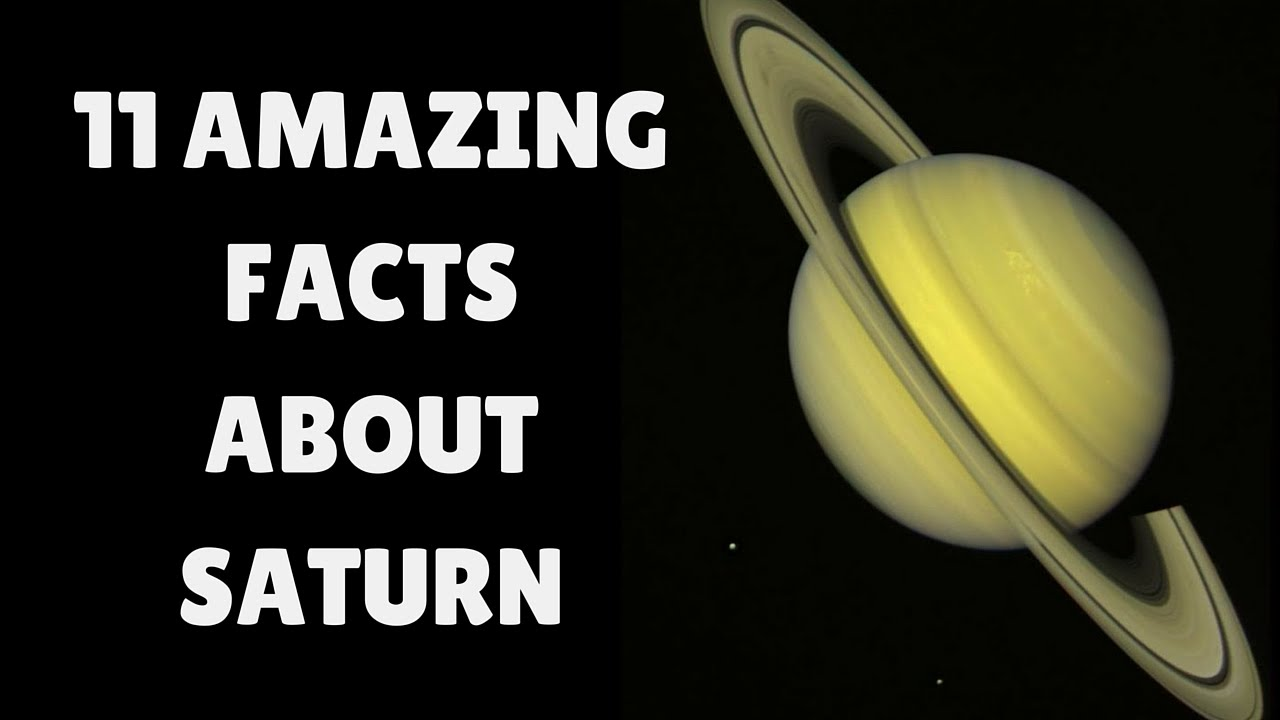18 Interesting Facts About Saturn Planet
