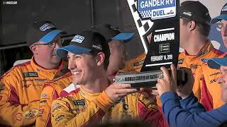 Logano: Duel win 'continues momentum from title'