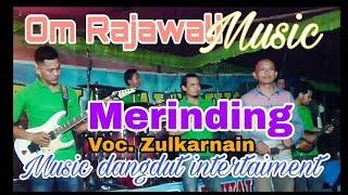 Asyik Zulkarnain Vs Om Rajawali music ,