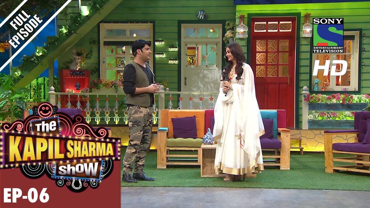 Download The Kapil Sharma Show - दी कपिल शर्मा शो–Ep-6 -Aishwarya Rai Bachchan in Sarabjit –8th May 2016