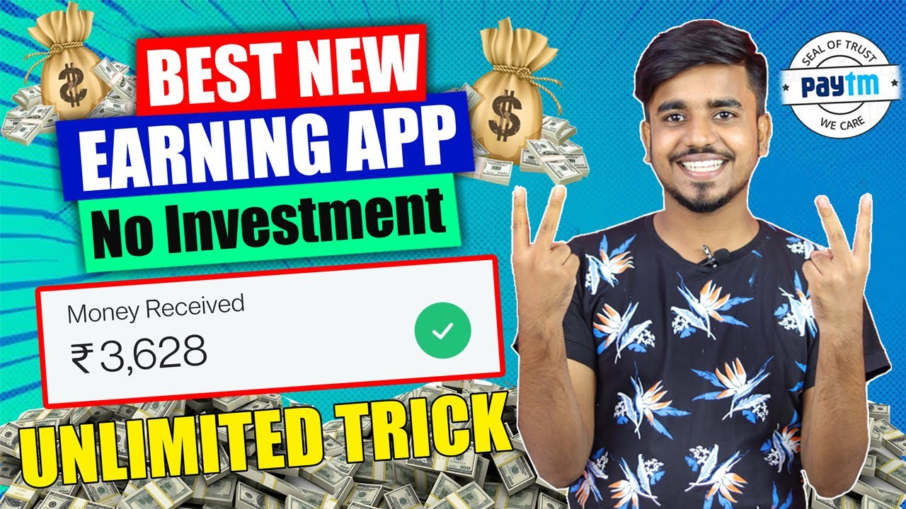 Best Gaming Earning App in 2021 || Play Free Games & Win Daily ₹5,000 Paytm Cash Without Investment
