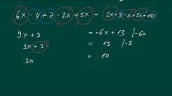 Lösen von Gleichungen - Grundlagen (Neu)