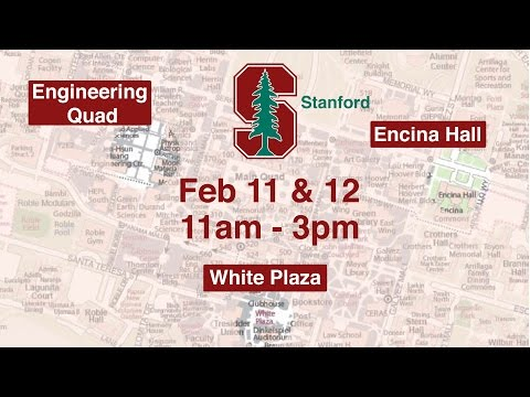 From #nerdnation to #swabnation (Stanford drive Feb 11-12)