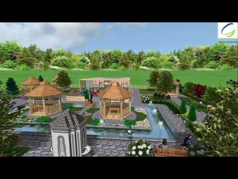 Çayırbağ Belediyesi, Çay Bahçesi Görsel Sunum