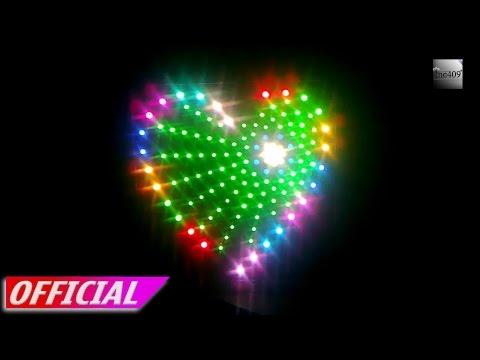 ★ LED TRÁI TIM ĐA MÀU RGB 1.0 (HIỆU ỨNG ĐẸP)