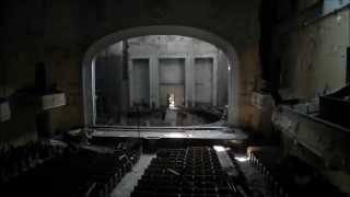 Заброшенный ДК им.Ленина (Нижний Новгород/Горький)/Abandoned soviet palace of culture