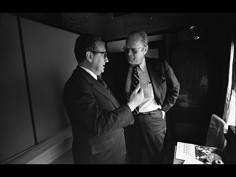 Henry Kissinger's Surprising Views on Gerald Ford's Presidency (1999)