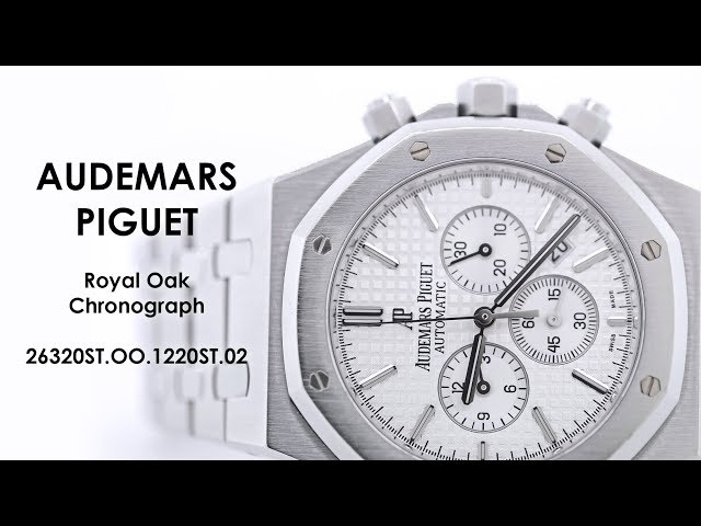 Audemars Piguet Royal Oak Chronograph  Watch 26320ST.OO.1220ST.02