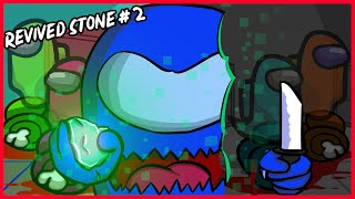 CREWMATE EVERYDAY LIFE ANIMATION - REVIVED STONE OF MINI CREWMATE #2