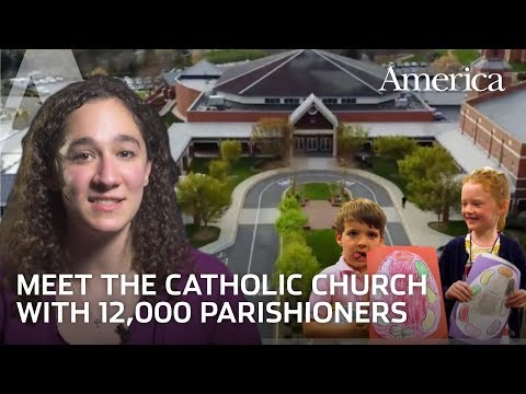 The Largest Catholic Parish In America