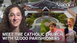 The largest Catholic parish in America
