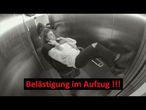 FRAU WIRD IM AUFZUG ANGEGRIFFEN !!! WAS TUN ? | PUMPING PINAR