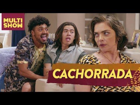 Essa irmã só faz CACHORRADA com Tirullipa e Whindersson  Os Roni  Humor Multishow