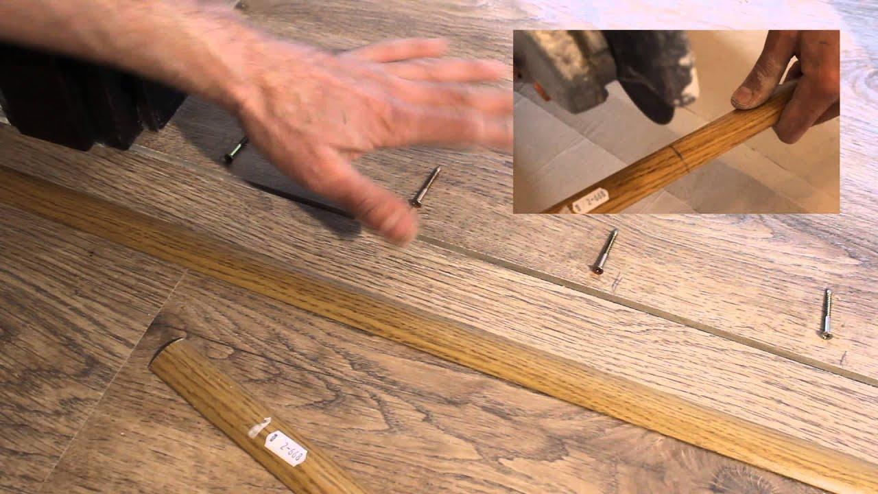 Кварцвиниловая (ПВХ) плитка на пол | Укладка ПВХ плитки | Ремонт .