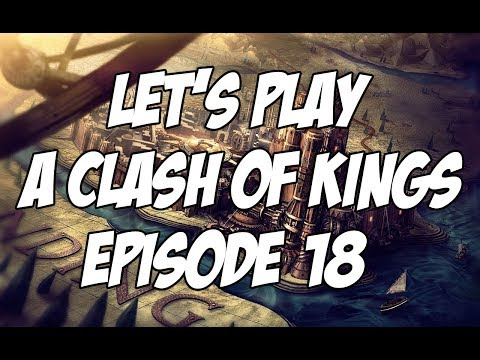 """Let's Play Mount & Blade: Warband A Clash Of Kings 6.0 - Episode 18 - """"Siege Battle"""""""