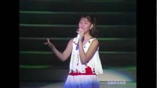 菊池桃子 - 青春のいじわる (HD 720p) 1986年武道館ライブ.