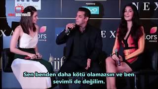 Salman, Katrina ve Alia Röportaj - IIFA Ödülleri 2017 Türkçe Altyazılı Full HD 1080p