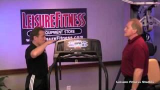 pacemaster platinum pro vr treadmill