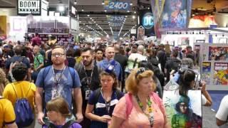 Comic Con 2017! (Parte 1)
