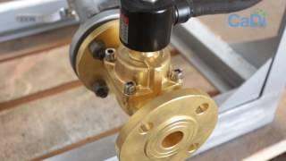 видео Резервуары для хранения жидкой двуокиси углерода