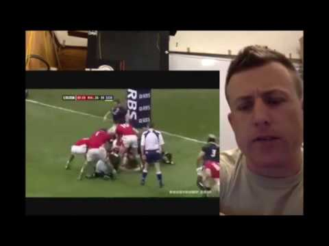 American Reacts to Rugby - Ep #18- Shane Williams