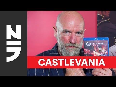 Castlevania Season 2   Symphony Of Interviews With Graham McTavish, James Callis, And Cast   VIZ