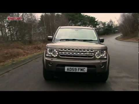 Land Rover Discovery review - What Car?