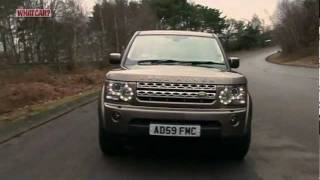 Land Rover Discovery 4 2012 Videos
