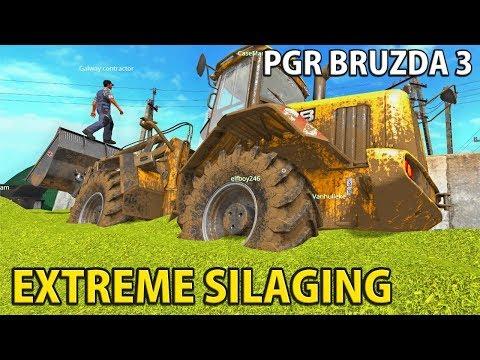 Multiplayer PGR Bruzda | Farming Simulator 2017 | Ep3