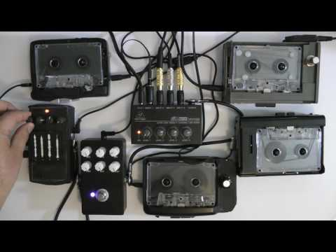 AMBIENT WALKMAN SYMPHONY | LIVE IMPROVISED TAPE LOOPS Mp3