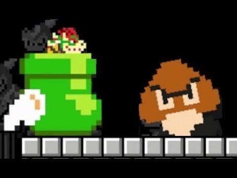 Super Mario Maker - 100 Mario Challenge #170 (Expert Difficulty)