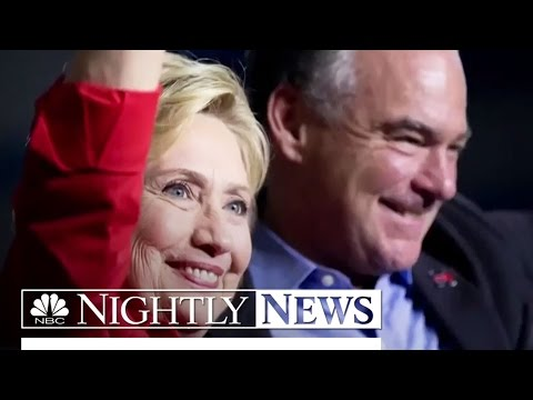 New Emails Show Clinton Foundation Donors Sought Special Access   NBC Nightly News