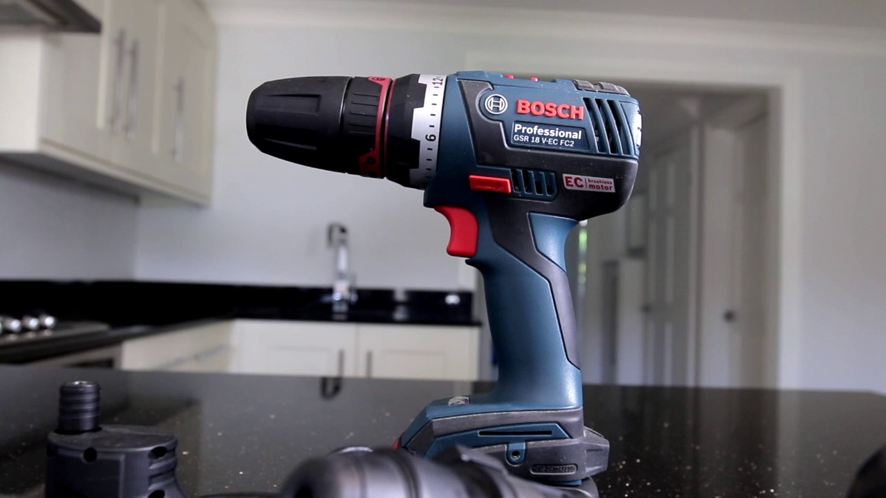 Bosch Accuboormachine Professional Bosch Professional 18v Flexi Click Smart Choice For Kitchen Fitters