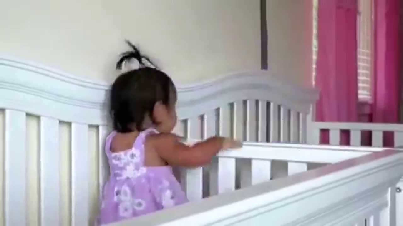 how twins take nap baby monitor youtube. Black Bedroom Furniture Sets. Home Design Ideas