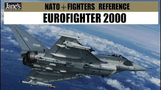 Jane's NATO Fighters Reference | Eurofighter 2000