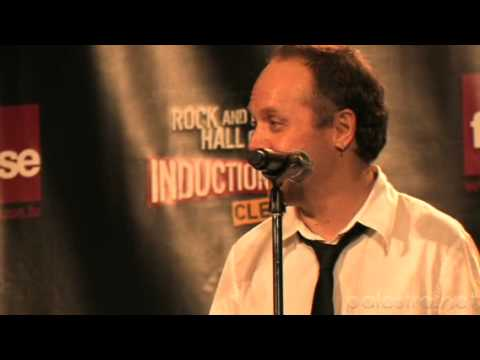 Induction 2009 - Metallica