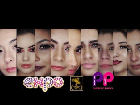 PRINCESS PARTY MAGAZINE QUINCEAÑERA EXPO 2017 ( DANNYSFILMS ) PROMO