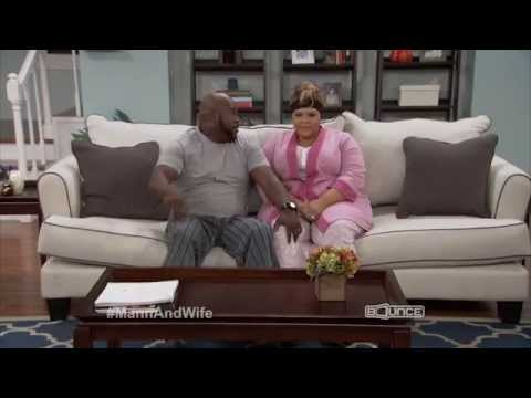 Mann & Wife Premieres April 7 at 98c on Bounce TV. MannAndWife
