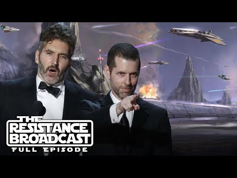 The Resistance Broadcast - Speculating on the Next Three