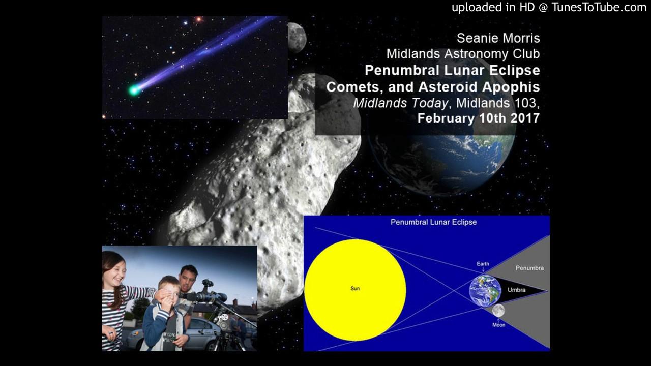 asteroid apophis today show -#main
